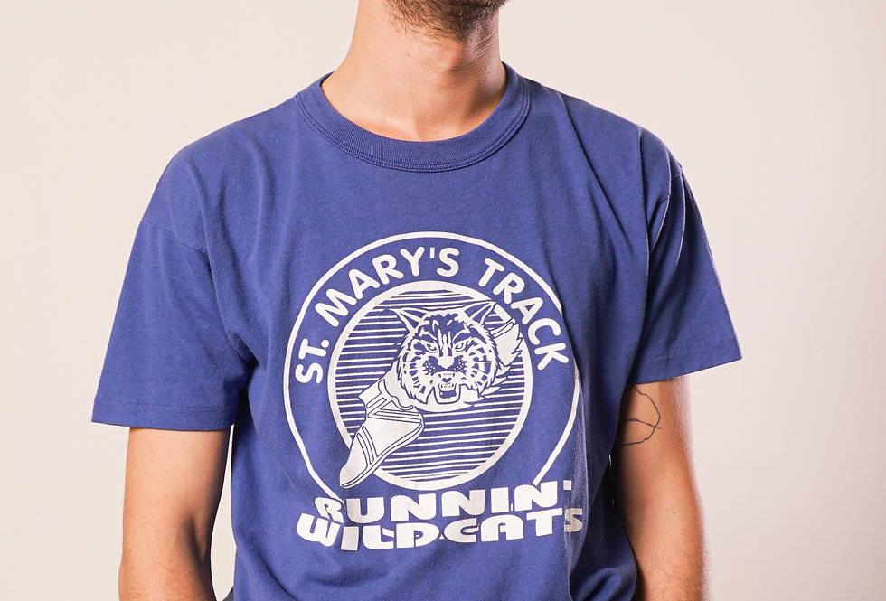 St Mary's track t-shirt