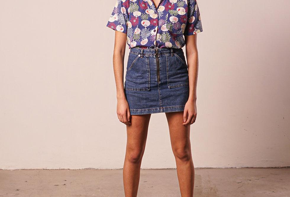 Japanese short sleeves shirt