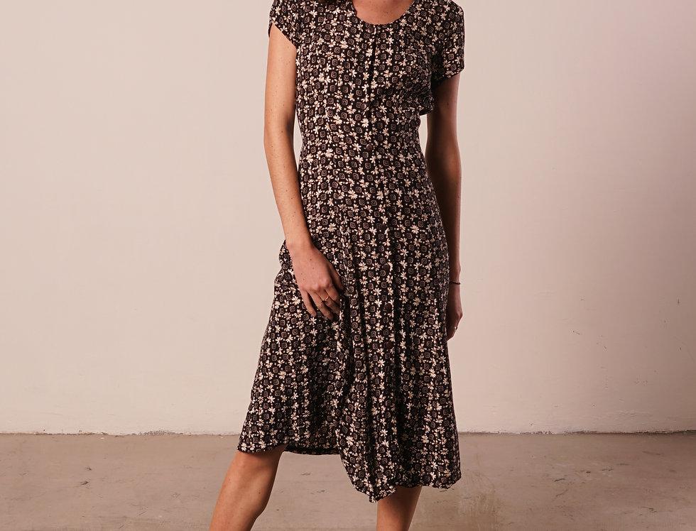 90s pattern dress