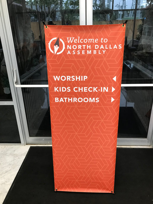North Dallas Assembly Launch