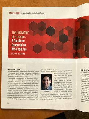 Influence Magazine Stephen Blandino