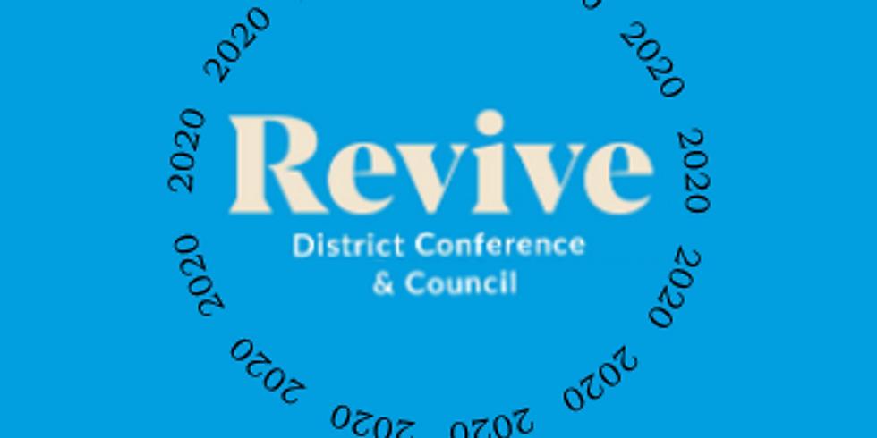 District Council 2020 - Online Event