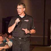 Tim Ware Teaching a Cohort