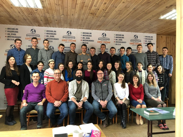 Church Plant Training Kiev