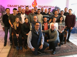 International Church Planter Training Kiev 2018