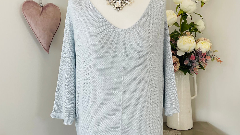 Sparkle Soft Knit Sweater