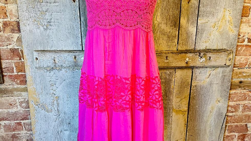 Italian Lace Summer Dress