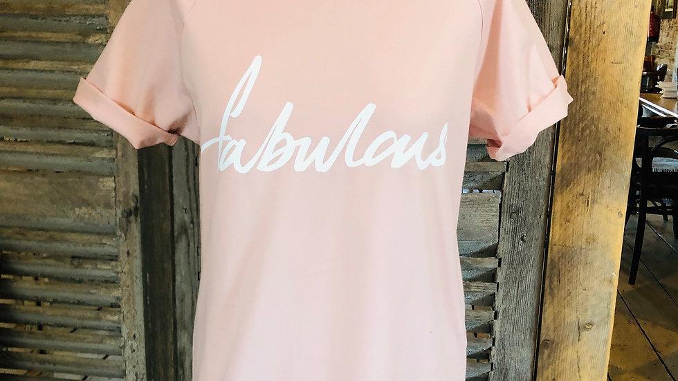 Pink Fabulous T-Shirt