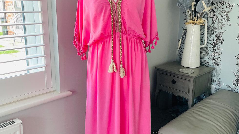 Italian Kaftan Dress