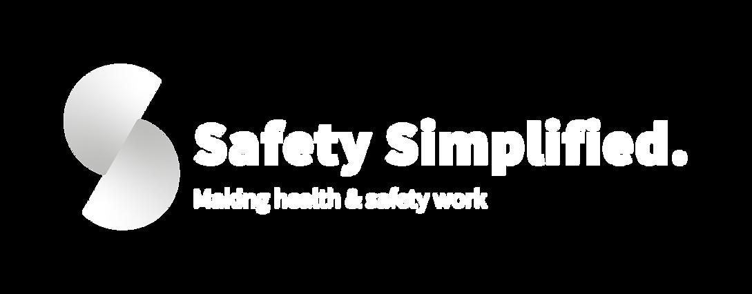 NE_Safety Simplified_Primary White strap
