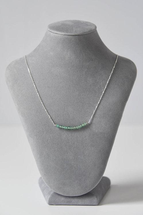 Onyx Strand Necklace