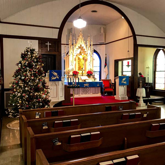 Our Church During Advent