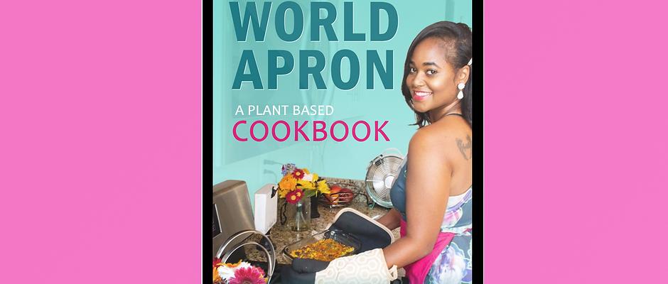 Around the World Apron Plant-Based E-Cookbook