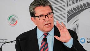 Prudencia, pide Ricardo Monreal al director de la CFE