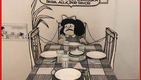 *El mundo según Mafalda aterriza en la ciudad de  México*