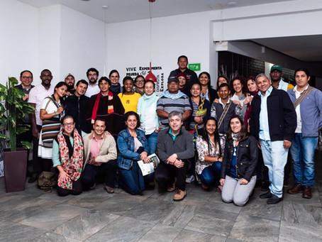 Primera reunión de la Red Ticca Colombia