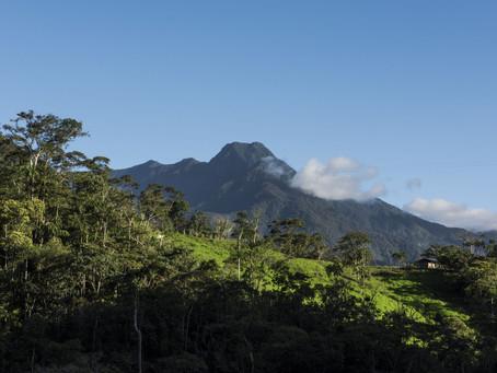 Serranía el Pinche, Territorio de vida