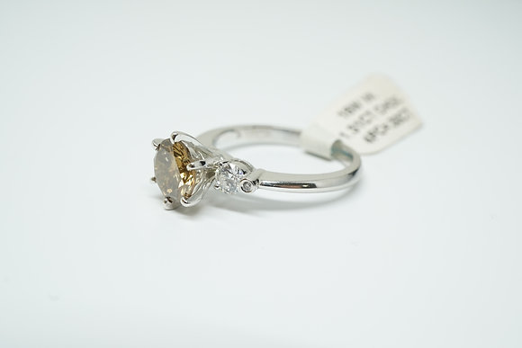 18K 1.61CTW Vanna K Diamond Ring