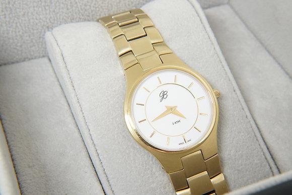 Women's Slim-Line Yellow Signature Watch