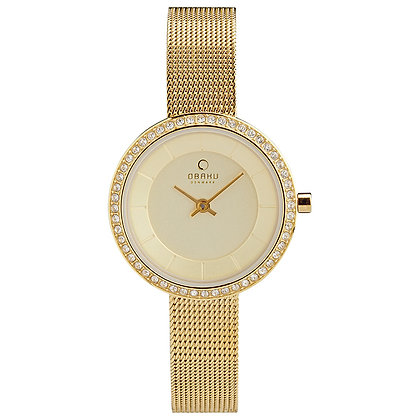 Women's Stille Glimt Gold