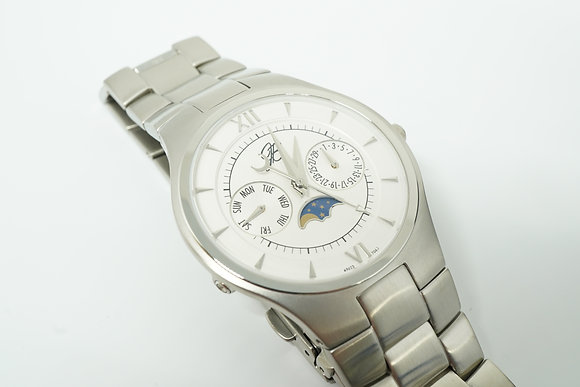 Men's Moon-Phase Signature Watch