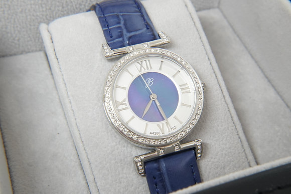 Women's Blue Signature Watch