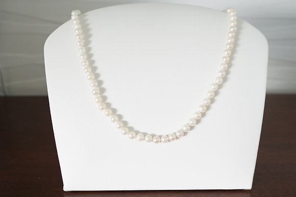 14k 5-5.5mm Akoya Pearl Necklace