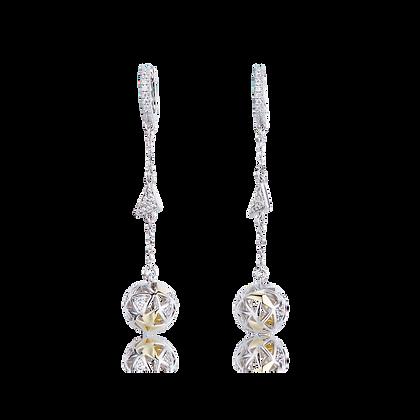 Twinkles Cosmic-Inspired Earrings
