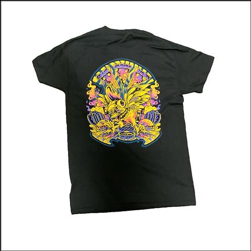 Trippy Chicken Shirt