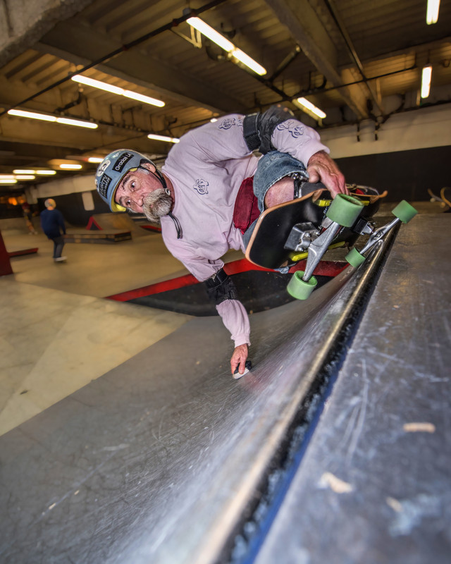 Skater: Jesse Swalley 2016 Makaha Bowl Jam Location:Vans of Orange