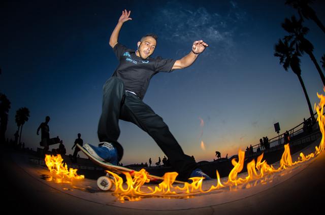 "@poolrebel ""Fire"""