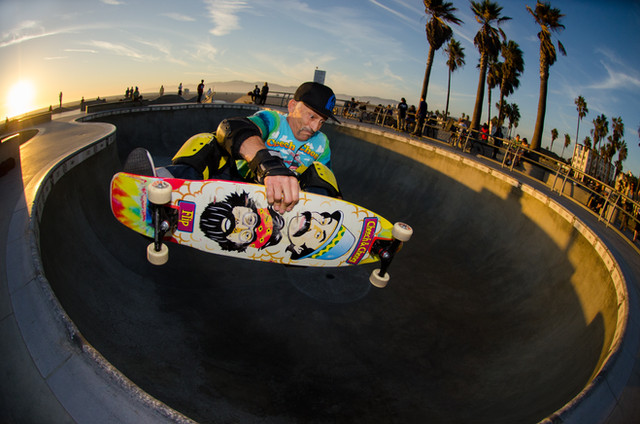 Skater: Marcos Location:Venice Skatepark