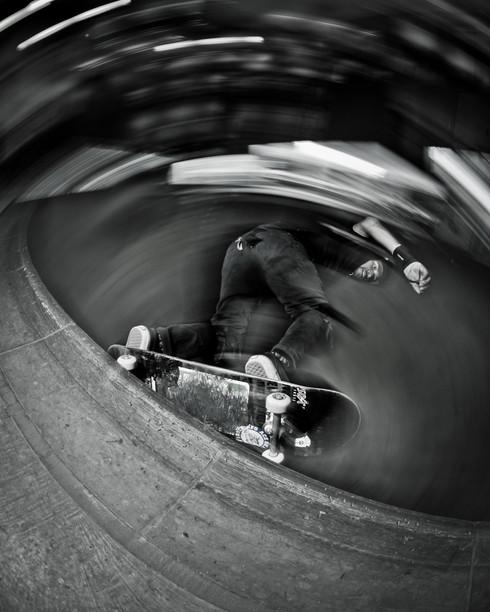 Skater: Pedro Rodriguez  Location:Vans Skatepark