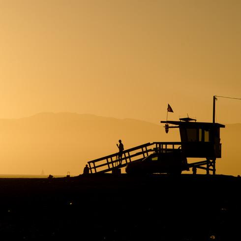 Venice Ca. Sunset