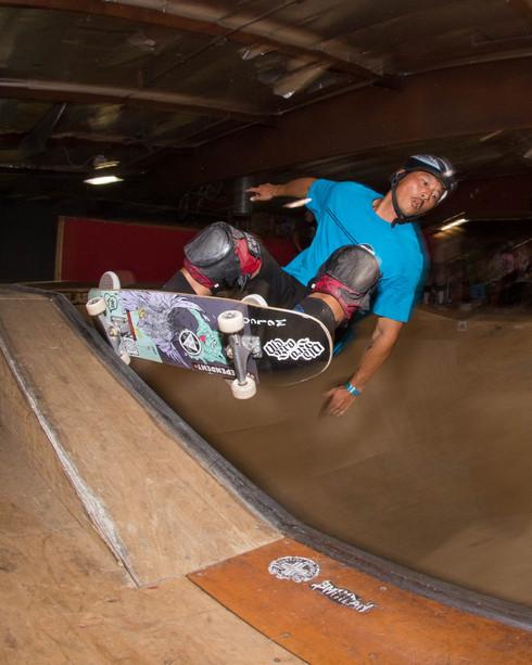 Jayson Lee.. OG Skate Jam Stop#4 Skatelab