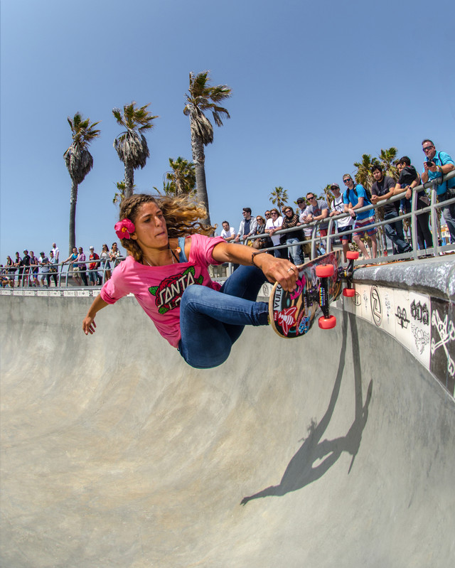 @mecuskate 2016 Venice All Girl Jam