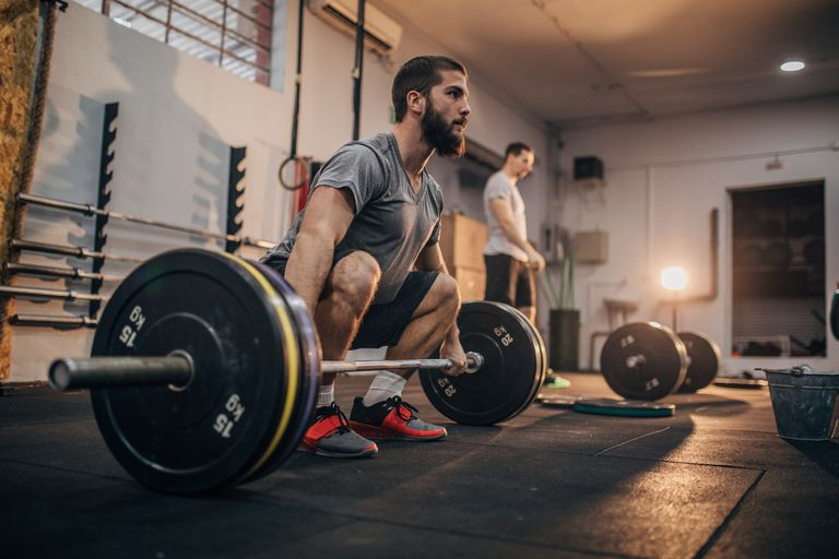 The 7 Guys You'll Meet Doing CrossFit