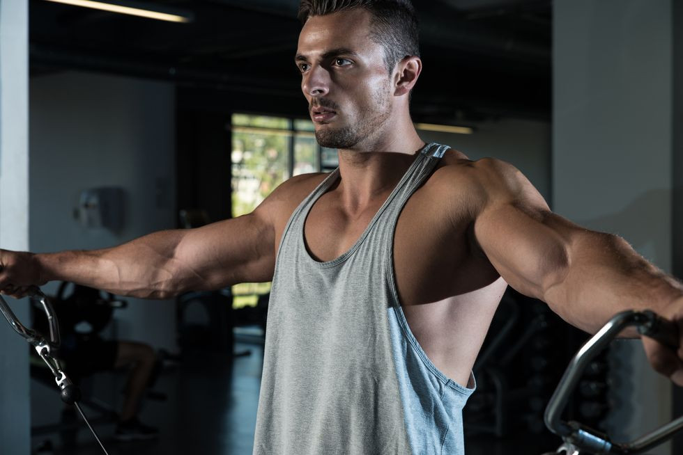 This Lying Lateral Raise Will Sculpt Your Shoulders