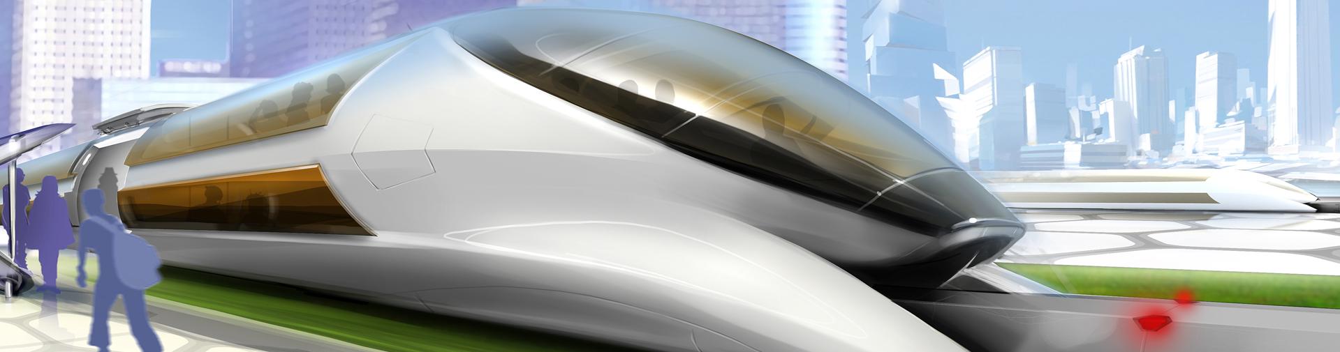 transport Aerotrain