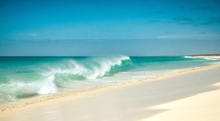Insel Boa Vista: Praia Santa Monica