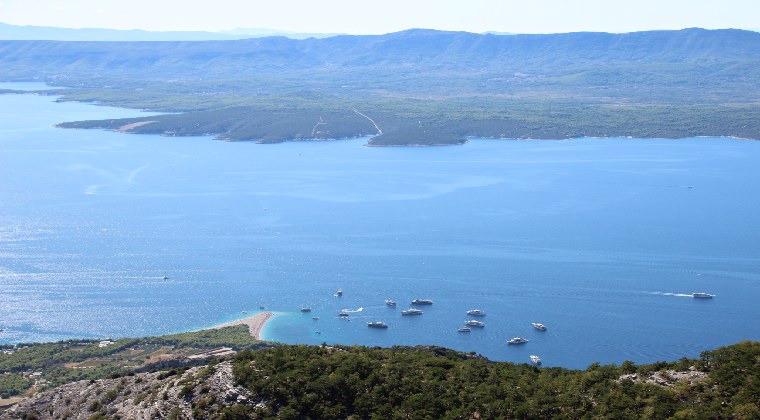 Wundervoller Ausblick vom Vivoda Gora auf das Goldene Horn
