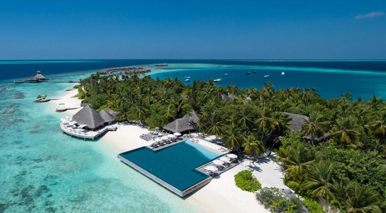 Huvafen Fushi Maledives