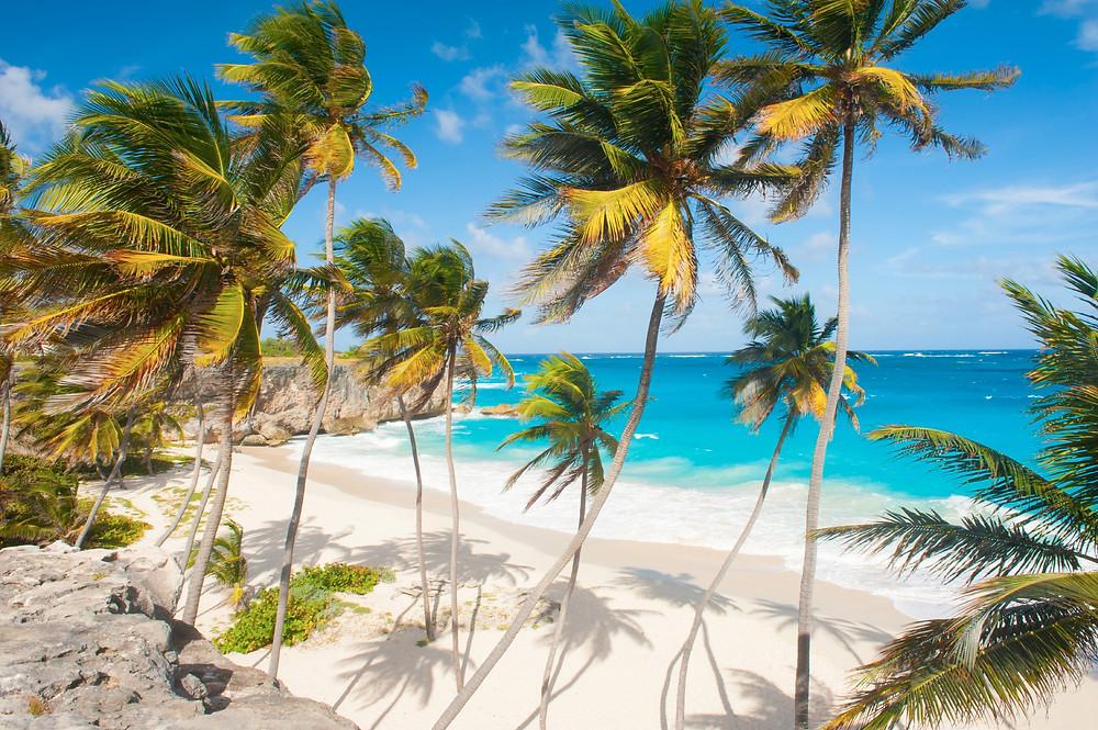 Keine Reisewarnung mehr für: Barbados.