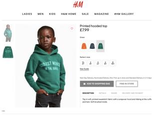 MOTHERHOOD: I'm sorry....what H&M?
