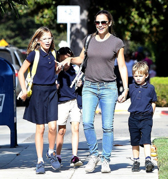 MOTHERHOOD: Mommy Muse - Jennifer Garner