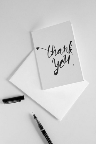 Business: The Art of Thank You
