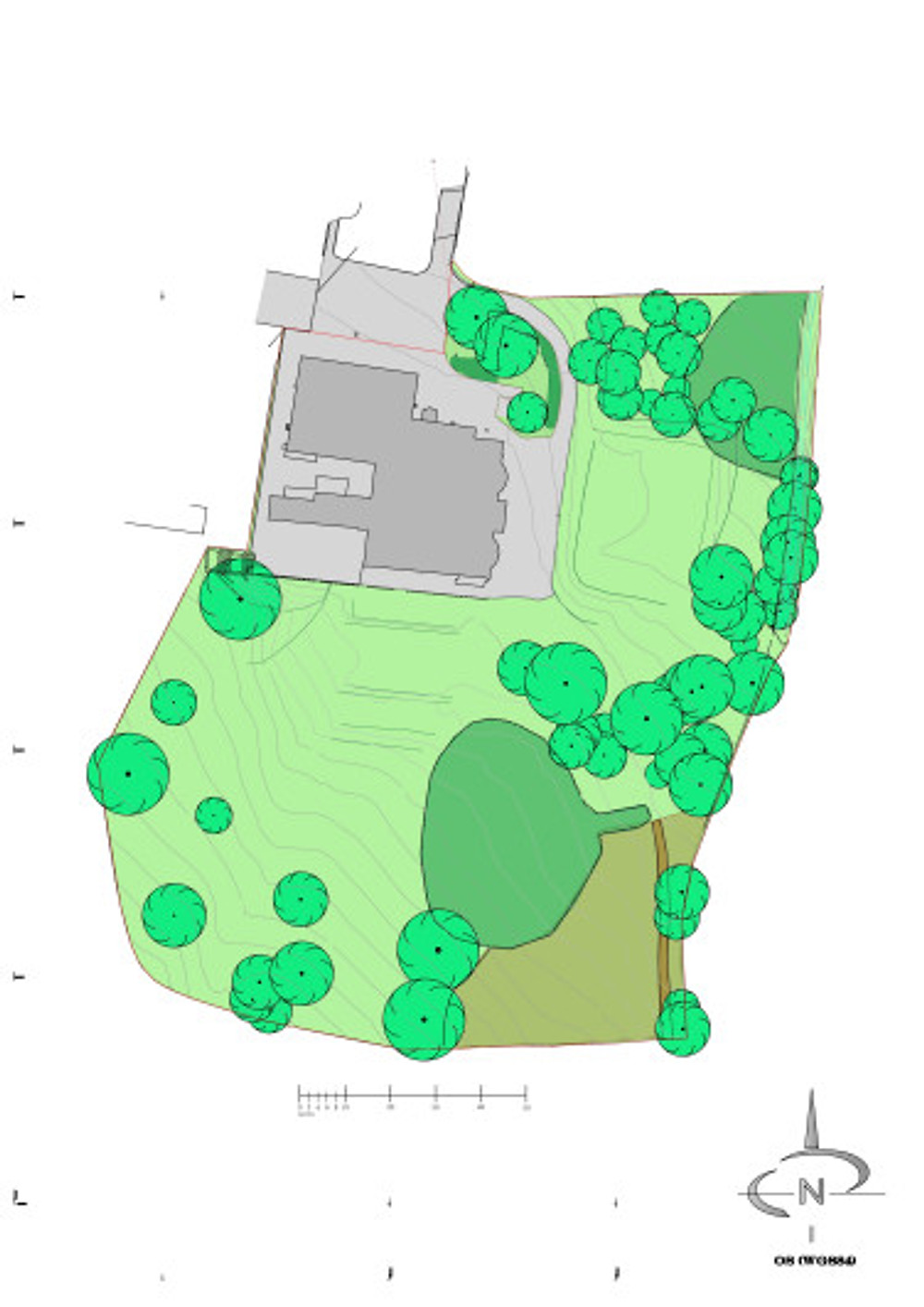 moreton landscape plan