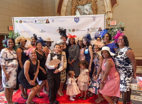 Bourne Celebrates its Women During the Annual Scholarship Tea