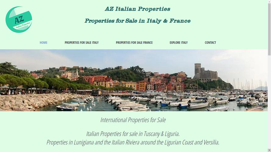 AZ Italian Properties Website Home.png