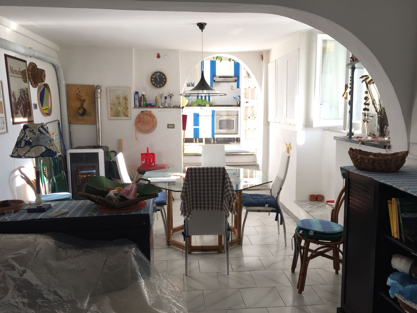 2 bedroom Apartment Tellaro Liguria Ital